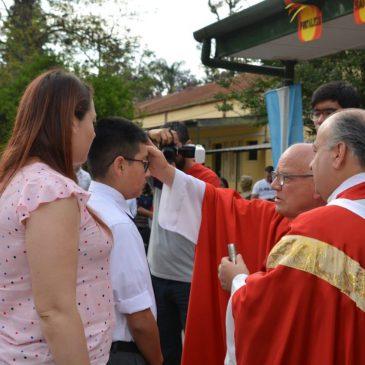 Ceremonia de Confirmación