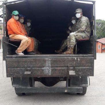 """Distribución de Alcohol – Barrio """"La Florida"""" de la Ciudad de San Miguel de Tucumán"""
