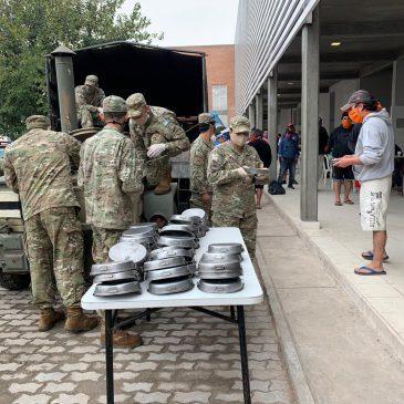 Preparación y Distribución de alimentos – Guarnición Ejército Tucumán