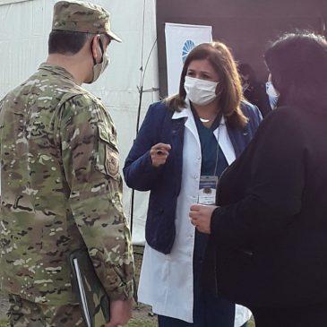 Campaña Testeos Febriles en Barrios Vulnerables – 23 Jun