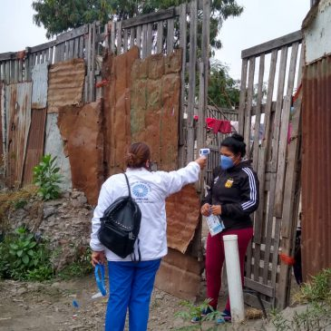 Campaña Testeos Febriles en Barrios Vulnerables – 24 Jun