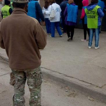 Campaña Testeos Febriles en Barrios Vulnerables – 14 Jul