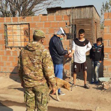 Campaña Testeos Febriles en Barrios Vulnerables – 16 Jul