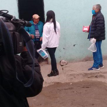 Campaña Testeos Febriles en Barrios Vulnerables – 22 Jul