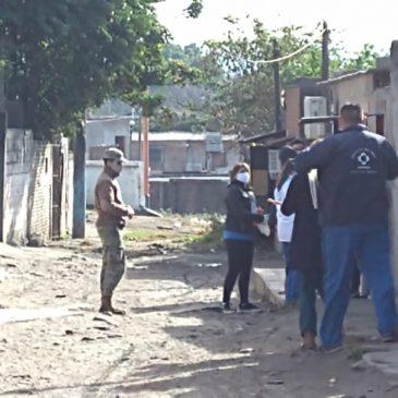Campaña Testeos Febriles en Barrios Vulnerables – 24 Jul
