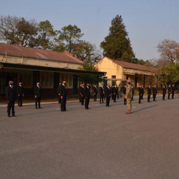 Incorporación XXIX° en la Guarnición Militar Tucumán
